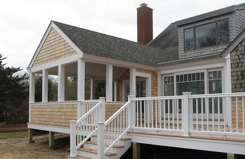 Cape Cod Porch