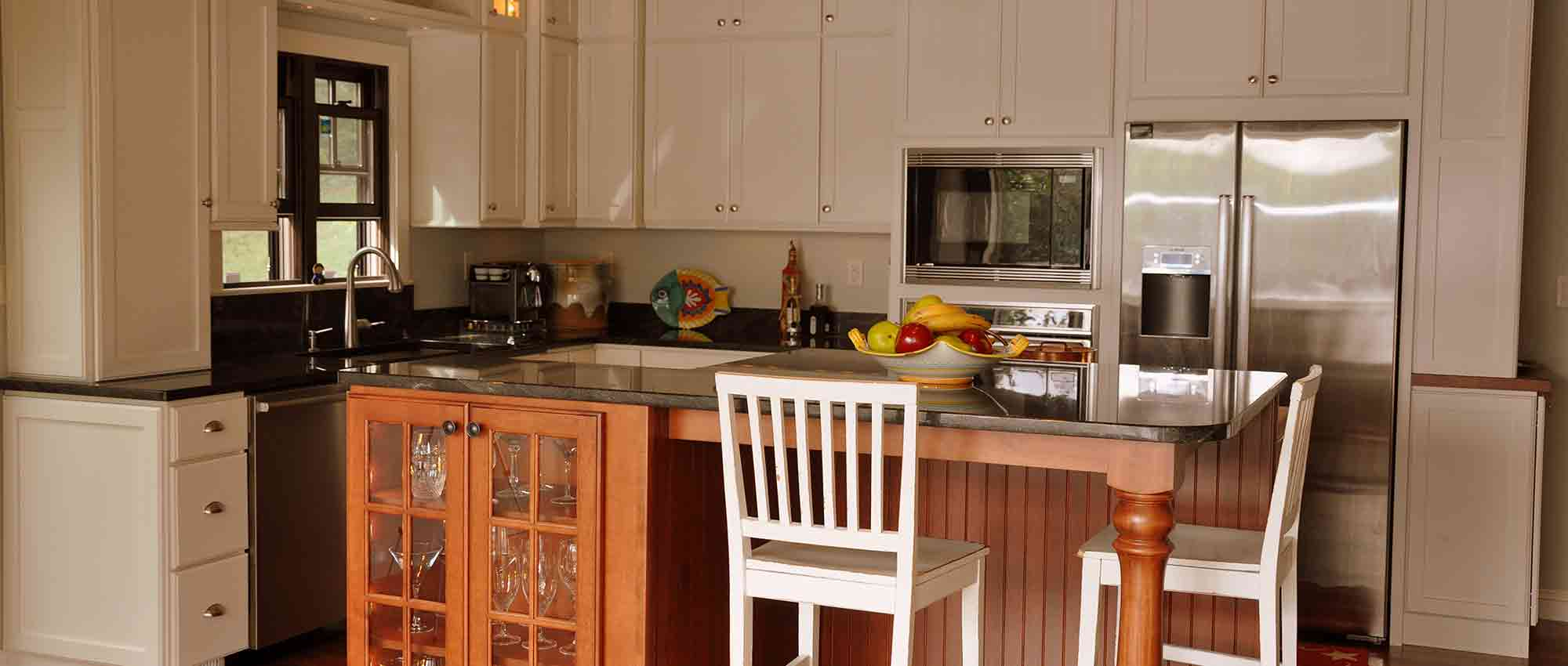 Cape Cod Kitchen Remodeling By Chris Vincent Of Yarmouth.